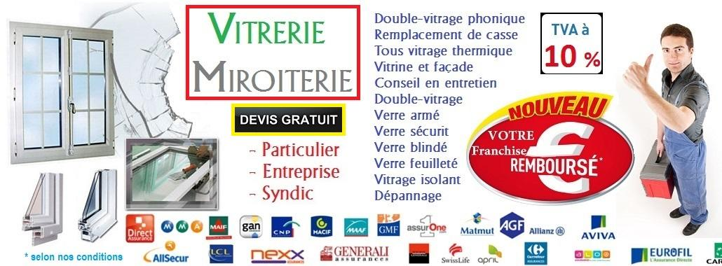 Vitrier La Celle-saint-cloud 01 39 52 98 80